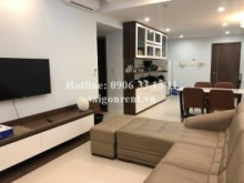 Apartment for rent in District 2 - Lexington Residence building - Apartment 02 bedrooms on 20th floor for rent at 67 Mai Chi Tho street - District 2 - 82sqm - 800 USD