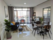 Apartment for rent in Binh Thanh District - City Garden Building - Apartment 01 bedroom on 9th floor for rent on Ngo Tat To street, Binh Thanh District - 70sqm - 1000 USD