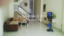 House for rent in District 7 - Nice house 4bedrooms for rent in Nguyen Thi Thap street,  District 7-1100 USD