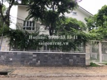 Villa for rent in District 2  - Villa 04 bedroom with swimming pool for rent on Nguyen Van Huong street, Thao Dien ward, District 2 - 500sqm - 5500 USD