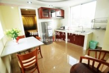 Serviced Apartments for rent in District 1 - Serviced apartment 01 bedroom for rent on Tran Hung Dao street, District 1 - 50sqm - 615USD(14 Millions VND)