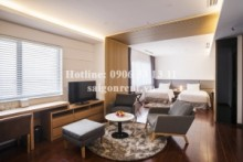 Serviced Apartments for rent in Binh Thanh District - Luxury 5 stars Junior Suite apartment for rent in Binh Thanh District, 1500 USD/month