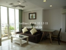 Serviced Apartments for rent in District 3 - Beautiful serviced apartment 2 bedrooms for rent in Nam Ky Khoi Nghia street, center District 3 - 80sqm - 1000 USD
