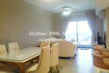 Masteri Building - Nice Apartment 03 bedrooms on 12th floor for rent on Ha Noi highway - District 2 - 93sqm - 1200 USD