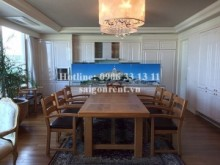 Penthouse/ Douplex for rent in Binh Thanh District - Penthouse Cantavil Hoan Cau for rent in Dien Bien Phu Street, Binh Thanh District, 4 bedrooms: 3800USD/month