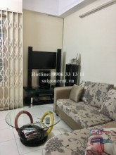 Apartment for rent in District 10 - Apartment 02 bedrooms for rent in Ngo Gia Tu Building on Hoa Hao street, District 10 - 60sqm - 550USD