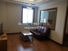 Serviced Apartments for rent in Binh Thanh District - Luxury serviced apartment 02 bedrooms for rent near the zoo- Xo Viet Nghe Tinh street, Next to district1- 1050 USD
