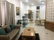 Serviced Apartments for rent in Binh Thanh District - Serviced apartment 01 bedroom on 1st floor for rent on Huynh Man Dat street, Binh Thanh District - 60sqm - 600 USD