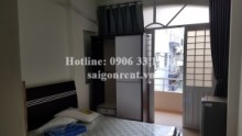 Apartment for rent in District 3 - Studio apartment with balcony for rent on Hai Ba Trung street, District 3 - 24sqm - 240 USD( 5.5 Millions VND)