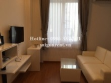 Serviced Apartments for rent in Binh Thanh District - Brand new serviced studio apartment 01 bedroom for rent on Nguyen Ngoc Phuong treet, Binh Thanh District, 700 USD/month