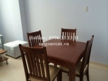 Serviced Apartments for rent in Binh Thanh District - Serviced apartment 01 bedroom with living room in Pham Viet Chanh street, Binh Thanh District, 650 USD/month