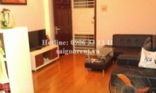 Apartment for rent in Binh Thanh District - Apartment 02 bedrooms for rent in Pham Viet Chanh building on Pham Viet Chanh street, Binh Thanh District - 70sqm -  590USD
