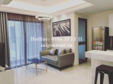 Apartment for rent in District 2 - Masteri Building - Apartment 02 bedrooms on 8th floor for rent on Ha Noi highway - District 2 - 60sqm - 900USD