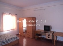 Apartment for rent in District 3 - Space apartment 02 bedrooms with balcony for rent in Ky Dong street, center district 3 with 100sqm, 550 USD