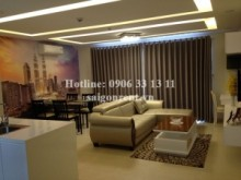 Apartment for rent in District 2 - Masteri Building - Apartment 03 bedrooms on 40h floor for rent on Ha Noi highway - District 2 - 90sqm - 1400USD