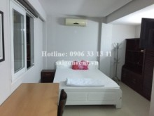 Serviced Apartments for rent in District 1 - Serviced apartments for rent in Vo Thi Sau street, District 1, Studio 01 bedroom - 500 USD/month