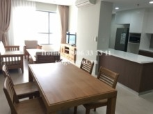Apartment for rent in District 7 - Beautiful 02 bedrooms apartment on 37th floor for rent in The Everich 2 building- Dao Tri street, District 7- 550 USD