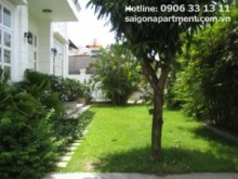 Villa for rent in District 2 - Villa on Tran Nao Street, District 2