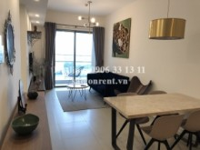 Apartment for rent in District 2 - Brand new apartment with balcony 01 bedrooms on 10th floor for rent in Gateway Building - Le Thuoc street, Thao Dien ward, district 2- 52sqm- 1000 USD