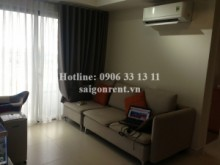 Apartment for rent in District 2 - Masteri Building - Apartment 02 bedrooms on 12th floor for rent on Ha Noi highway - District 2 - 74sqm - 900 USD