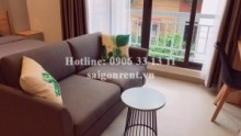 Serviced studio apartment for rent on Phan Xich Long street, Phu Nhuan District - 25sqm - 450USD