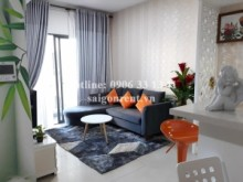 Apartment for rent in District 2  - Masteri Thao Dien Building - Apartment 02 bedrooms on 8th floor for rent on Ha Noi highway - District 2 - 60sqm - 700 USD( 16 millions VND)