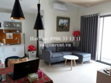 Apartment for rent in District 2  - Masteri Thao Dien Building - Apartment 02 bedrooms on 26th floor for rent on Ha Noi highway - District 2 - 65sqm - 695USD ( 16millions VND)