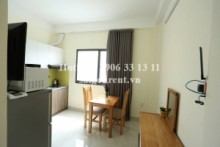 Serviced Apartments for rent in Binh Thanh District - Serviced apartment 01 bedroom for rent on Nguyen Ngoc Phuong street, Binh Thanh District - 30sqm - 550USD