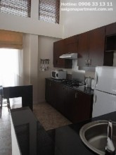 Serviced Apartments for rent in District 1 - Luxury serviced apartment for rent in HBT Court, District 1 : 1700-2400$