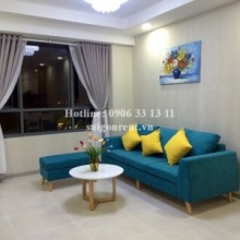 Apartment for rent in District 4 - The Gold View Building - Apartment 02 bedrooms on 29th floor for rent at 346 Ben Van Don Street, District 4 - 70sqm - 830 USD( 19.5 Millions VND)