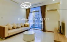 Vinhome Central Park - Nice Apartment 03 bedrooms on 14th floor for rent on Nguyen Huu Canh street - Binh Thanh District - 117sqm - 1500 USD
