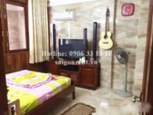 Serviced Apartments for rent in Phu Nhuan District - Serviced apartment 01 bedroom for rent in Doan Thi Diem street, Phu Nhuan district, 40sqm: 350 USD