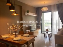 Apartment for rent in District 2 - Masteri Building - Nice Apartment 02 bedrooms on 15th floor for rent on Ha Noi highway - District 2 - 65sqm - 700 USD