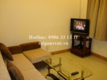 Serviced Apartments for rent in District 10 - Serviced apartment 01 bedroom, living room for rent in Ho Ba Kien street, District 10, full furnished: 450 USD/month