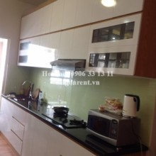 Apartment for rent in District 7 - Nice apartment 02 bedrooms for rent on 5th floor in Eratown Building on Pham Huu Lau street, District 7 - 85sqm - 550USD