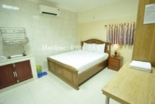 Serviced Apartments for rent in District 1 - Serviced stuido 01 bedroom for rent on Tran Hung Dao street, District 1 - 25sqm - 395USD( 9 Millions VND)