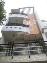 House for rent in Phu Nhuan District - Large house with 05 bedrooms for rent in Ho Van Hue street, Phu Nhuan District: 1200 USD
