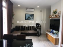 Serviced Apartments for rent in District 2 - Serviced apartment 01 bedroom with balcony, living room, 45sqm for rent on Vo Truong Toan street, Thao Dien Ward, District 2 - 650 USD
