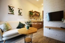 Serviced Apartments for rent in District 7 - Nice studio serviced apartment 01 bedroom on 1st floor for rent on Phu Thuan Street, Tan Phu Ward, District 7 - 28sqm - 350 USD