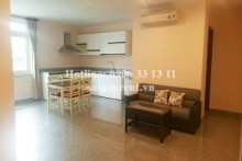 Serviced Apartments for rent in District 3 - Spacious serviced apartment 03 bedrooms for rent on Tran Quoc Toan street in District 3 - 130sqm - 1500USD