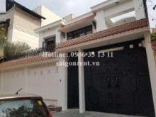 Villa for rent in Binh Thanh District - Villa(13x25m) with 02 floors for rent on Dinh Bo Linh street, Binh Thanh District - 450sqm - 3500 USD