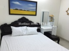 Serviced Apartments for rent in District 1 - Nice serviced apartment with nice balcony for rent in De Tham street, district 1 -bedroom on 5th floor- 320 USD
