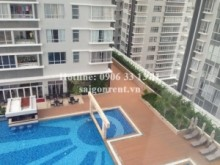 Apartment for rent in District 7 - Sunrise City building in District 7, 1bedroom apartment for rent 850$