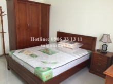 Serviced Apartments for rent in Binh Thanh District - Nice serviced apartment for rent in Pham Viet Chanh street, Binh Thanh district:  01 bedroom, 40sqm- 400 USD