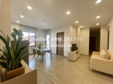 Serviced Apartments for rent in Binh Thanh District - Brand New Service Apartment 02 bedrooms, 01 bathroom for rent on No Trang Long street - Binh Thanh District - 62sqm -490 USD