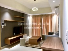 Apartment for rent in District 2 - Masteri Building - Nice Apartment 02 bedrooms on 26th floor for rent on Ha Noi highway - District 2 - 68sqm - 800 USD