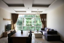Serviced Apartments for rent in District 3 - Brand new and luxury serviced apartment  02 bedrooms for rent on Truong Dinh street, District 3 - 110sqm - 1800 USD