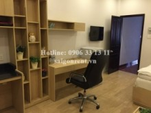 Serviced Apartments for rent in Phu Nhuan District - Nice serviced apartment for rent in Nguyen Trong Tuyen street, Phu Nhuan district - 1 bedroom 500$