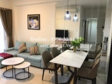 Apartment for rent in District 2 - The Sun Avenue Building - Apartment 02 bedrooms on 24th floor for rent at 28 Mai Chi Tho Street, District 2 - 68sqm - 740 USD( 17 millions VND)