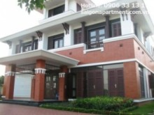 Villa for rent in District 2 - Villa for rent in Thao Dien,  District 2